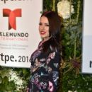 Sofia Lama- Telemundo NATPE Party Red Carpet Arrivals - 399 x 600