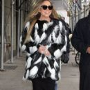 Mariah Carey – Out and about in New York City - 454 x 704