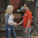 Peyton List and Kevin G. Quinn