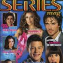 Eva Longoria, Ian Somerhalder, Cory Monteith, Lea Michele - series mag Magazine Cover [France] (May 2011)