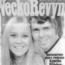 Bjorn Ulvaeus and Agnetha Faltskog - 305 x 375