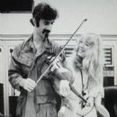 Frank Zappa and Pamela Des Barres - 454 x 458