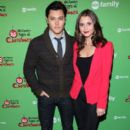 """Alexandra Chando: attended ABC Family's """"25 Days Of Christmas"""" Winter Wonderland Event - 396 x 594"""