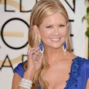 Nancy O'Dell attends the 71st Annual Golden Globe Awards held at The Beverly Hilton Hotel on January 12, 2014 in Beverly Hills, California - 395 x 594