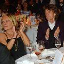 Mariella Frostrup and Mick Jagger - 454 x 338
