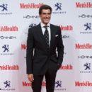 Jorge Fernandez- Men's Health Awards 2014 in Madrid