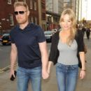 Andrew Flintoff and Rachael Wools - 300 x 446