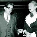 Olga Villi and Luigi Squarzina - 454 x 335