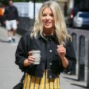 Mollie King at BBC Radio One Studios in London - 454 x 681