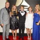 James Hetfield and his family - 454 x 311