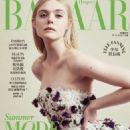 Elle Fanning – Harper's Bazaar Taiwan (July 2018)