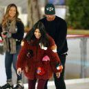Kourtney Kardashian – Ice skating at a Christmas party in Thousand Oaks - 454 x 647