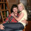 Michael Graziadei and Adrienne Frantz