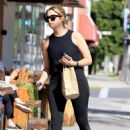 Ashley Benson in Black Out in Beverly Hills