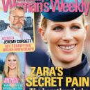 Zara Tindall - Woman's Weekly Magazine Cover [New Zealand] (13 August 2018)
