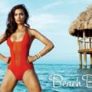Irina Shayk for Beach Bunny:  New Swimwear Collection 2013