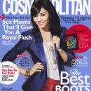 Vanessa Hudgens Cosmopolitan Australia April 2011