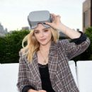 Chloe Moretz – Attends an intimate Oculus VR dinner in NYC