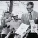 George Reeves Signing Autographs