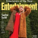 Taylor Swift - Entertainment Weekly Magazine Cover [United States] (18 December 2020)