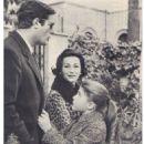 Marcello Mastroianni and Flora Carabella
