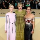 Saoirse Ronan – 2018 Screen Actors Guild Awards in Los Angeles