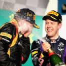 Australian F1 Grand Prix 2013