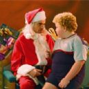 Brett Kelly and Billy Bob Thornton in Bad Santa (2003) - 450 x 300