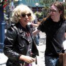 Lady Gaga Takes To Toronto