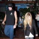 Avril Lavigne - Malibu Candids, 09.10.2010.