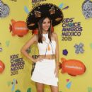 Victoria Justice Nickelodeon Kids Choice Awards Mexico
