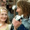 David Wenham As Faramir And Miranda Otto As Eowyn In The Lord Of The Rings - The Return Of The King (2003) - 454 x 196
