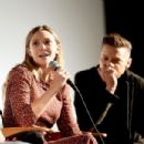 Elizabeth Olsen – Wind River QA in Santa Monica October 9, 2017