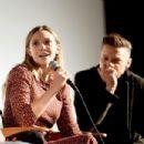 Elizabeth Olsen – Wind River QA in Santa Monica October 9, 2017
