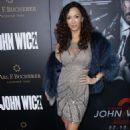 Sofia Milos- Premiere Of Summit Entertainment's 'John Wick: Chapter Two' - Arrivals - 454 x 681