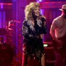 Rita Ora on 'The Tonight Show Starring Jimmy Fallon' in New York - 454 x 303