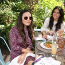 Cassie Scerbo – 'Burn Cookbook' Boozy Brunch Launch in Los Angeles - 454 x 342