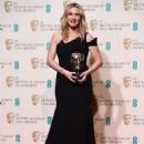 Kate Winslet-February 14, 2016-EE British Academy Film Awards - Winners Room