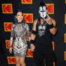 Alissa White-Gluz attends the 4th Annual Kodak Film Awards at ASC Clubhouse on January 29, 2020 in Los Angeles, California
