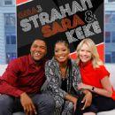 GMA3: Strahan, Sara & Keke