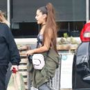 Ariana Grande – Shopping at Whole Foods in West Hollywood