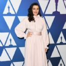 Rachel Weisz attends the 91st Oscars Nominees Luncheon at The Beverly Hilton Hotel on February 04, 2019 in Beverly Hills, California