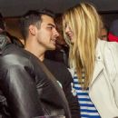 Not shy! Gigi Hadid and Joe Jonas take romance to the next level as they're spotted kissing and hugging on an LA street
