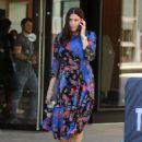 Lisa Snowdon – Filming outside ITV Studios in London - 454 x 624