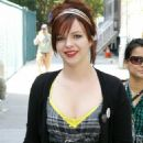 "Amber Tamblyn - On The Set Of ""The Sisterhood Of The Traveling Pants 2"" - July 31, 2007"