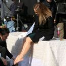 Jennifer Lopez – On the set of 'Second Act' in NYC - 454 x 454