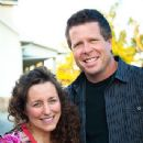 Jim Duggar and Michelle Duggar