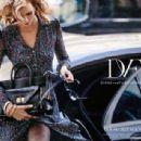 Karlie Kloss Diane Von Furstenberg Fallwinter 2015