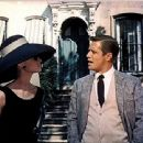 More George Peppard And Audrey Hepburn in Breakfast at Tiffany's stills