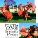 Portia Lange - Elle Magazine Pictorial [Saudi Arabia] (February 2012) - 454 x 607